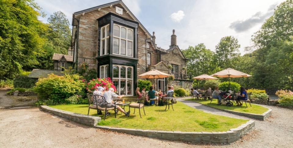 A charming Lake District B&B and country Inn
